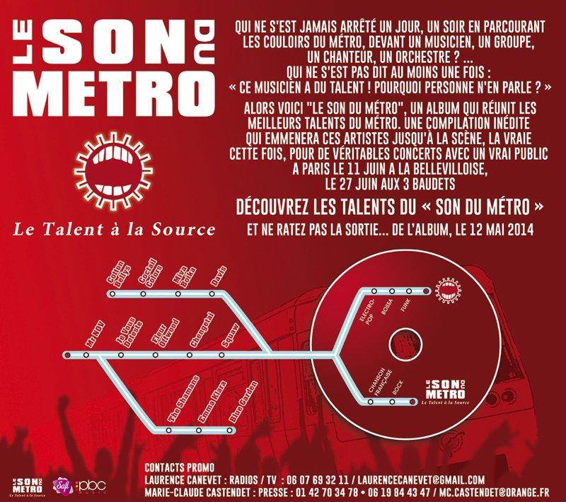 Le son du metro -