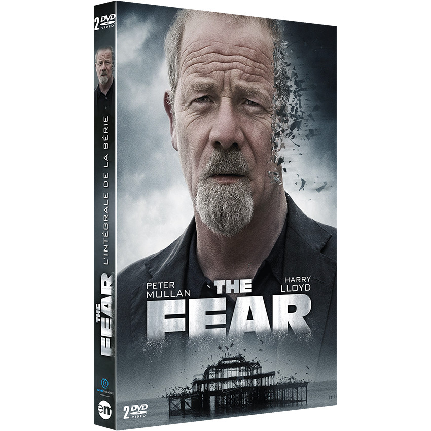 The Fear - Peter Mullan - DVD