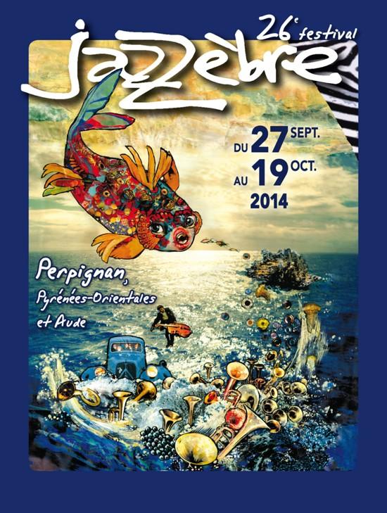 Jazzèbre 2014 -