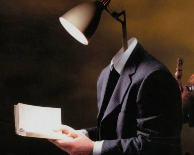 Lire est le propre de l'homme