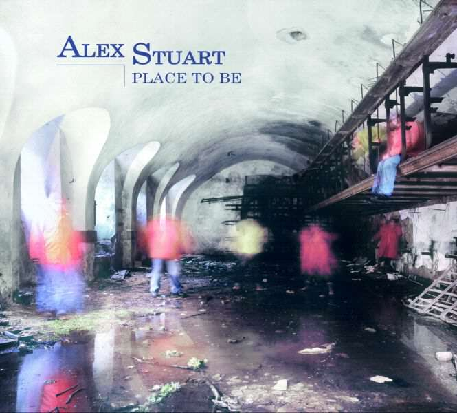 Alex Stuart - Place to Be ( Gaya Music)