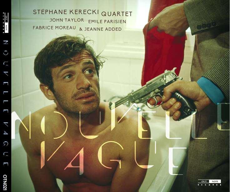 Stéphane Krecki - Nouvelle vague - Out Note Records