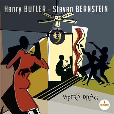 Viper's Drag Steven Butler