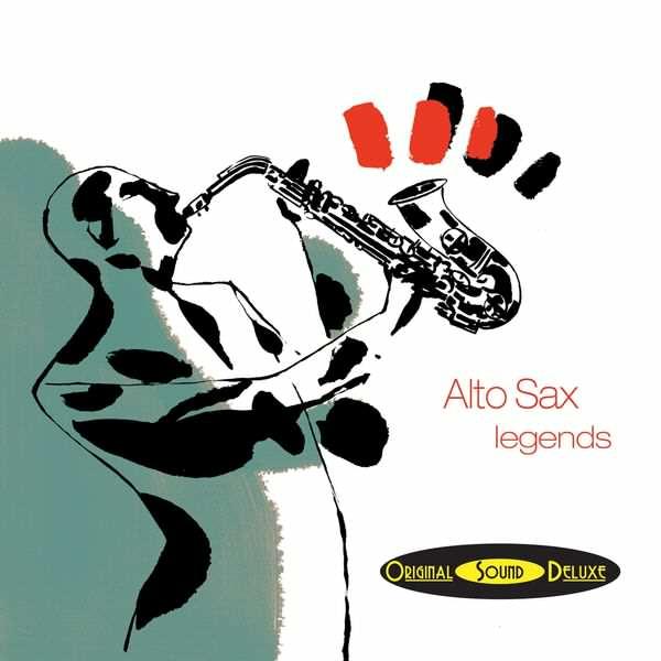 original Soud Delux Alto Sax