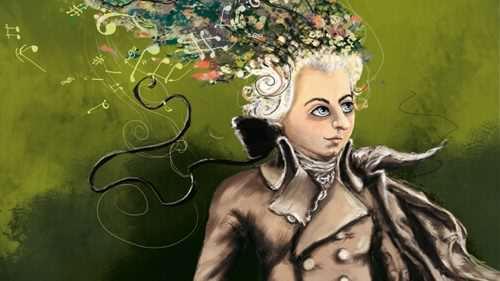 Mozart l'enchanteur