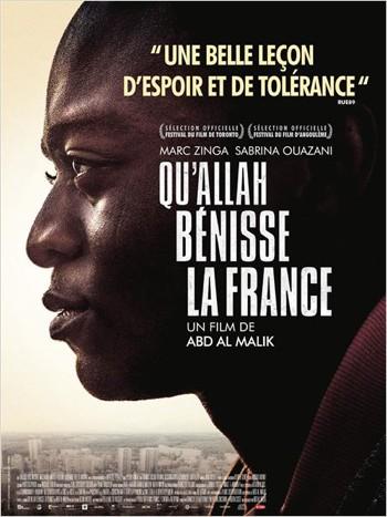 Qu'Allab bénisse la France