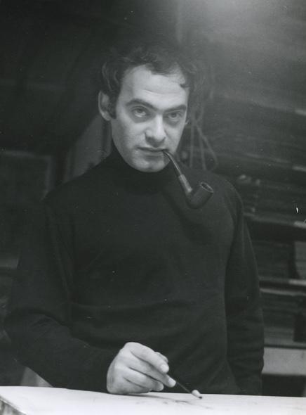 Roland Topor - Archives personnelles de Roland Topor