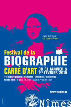 Festival biographie Nimes 2015