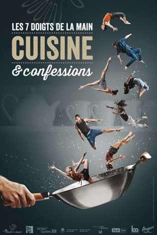 Cuisine et confessions