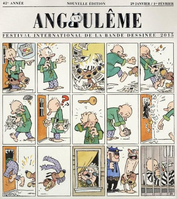 Angoulême - FIBD