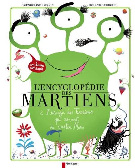 L'encyclopédie des martiens