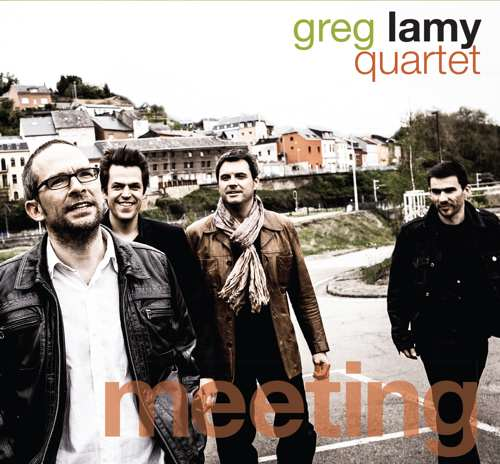 Greg Lamy Quartet - Igloo