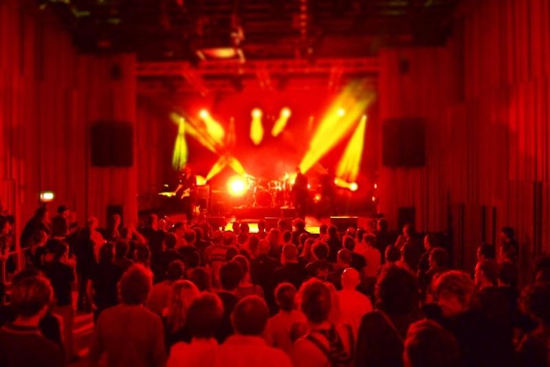 Paloma - Nimes - Smac - Concerts