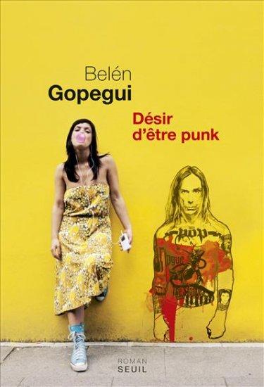 désir d'être punk