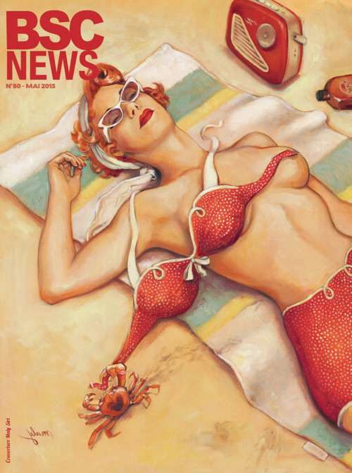 BSC NEWS MAGAZINE - MAI 2015 - N°80