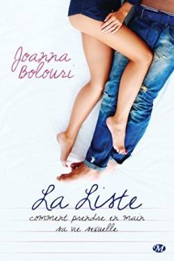 Joanne Bolouri - La liste de mes envies sexuelles