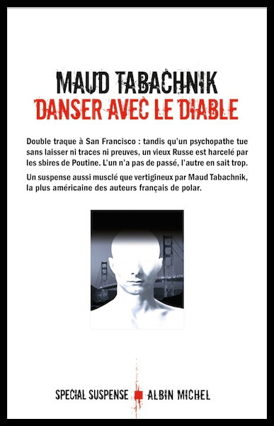 Maud Tabachnik - Danser avec le Diable