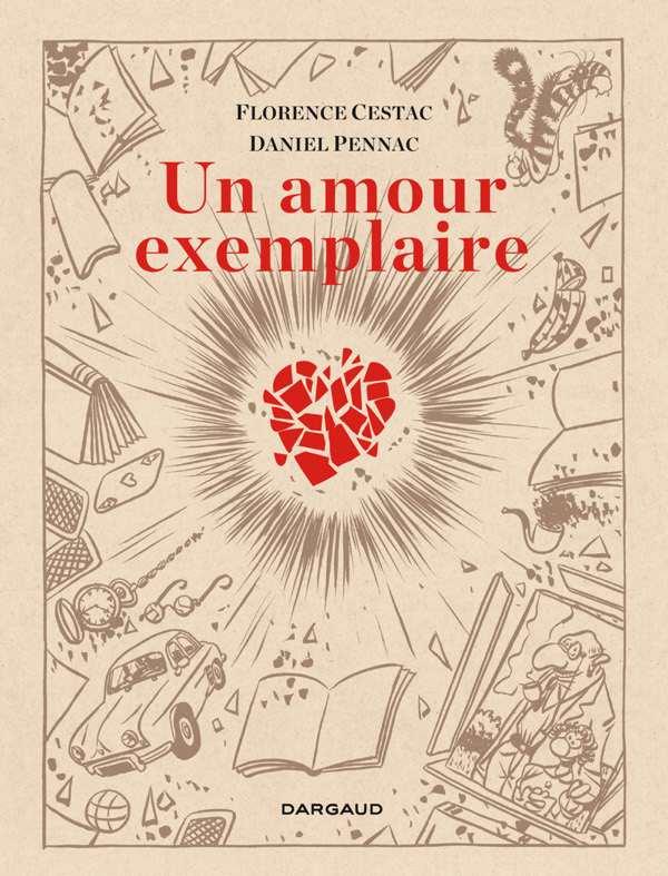 Danniel Pennac - un amour exemplaire