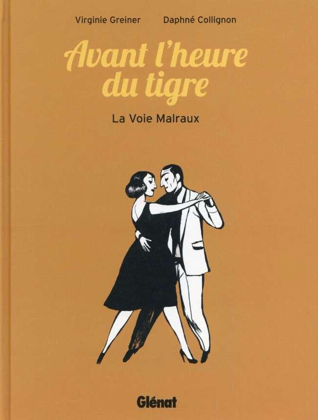 La voie Malraux - Bande dessinée - editions Glénat