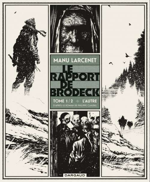 le rapport Brodeck - Manu Larcenet