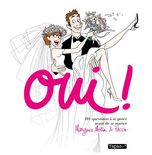 MArgaux Motin & Paco - 101 questions à se poser avant le mariage