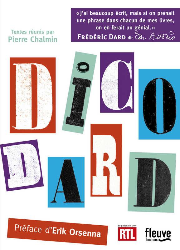 Frédéric Dard - Dico Dard - Fleuves Editions RTL