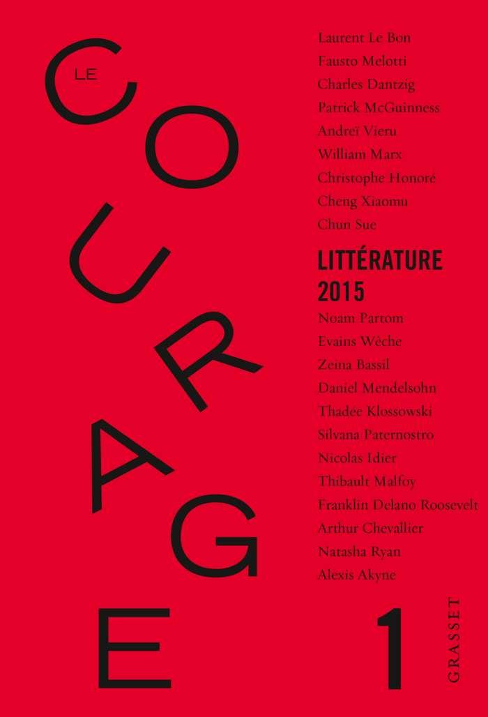 Le courage - Revue littéraire