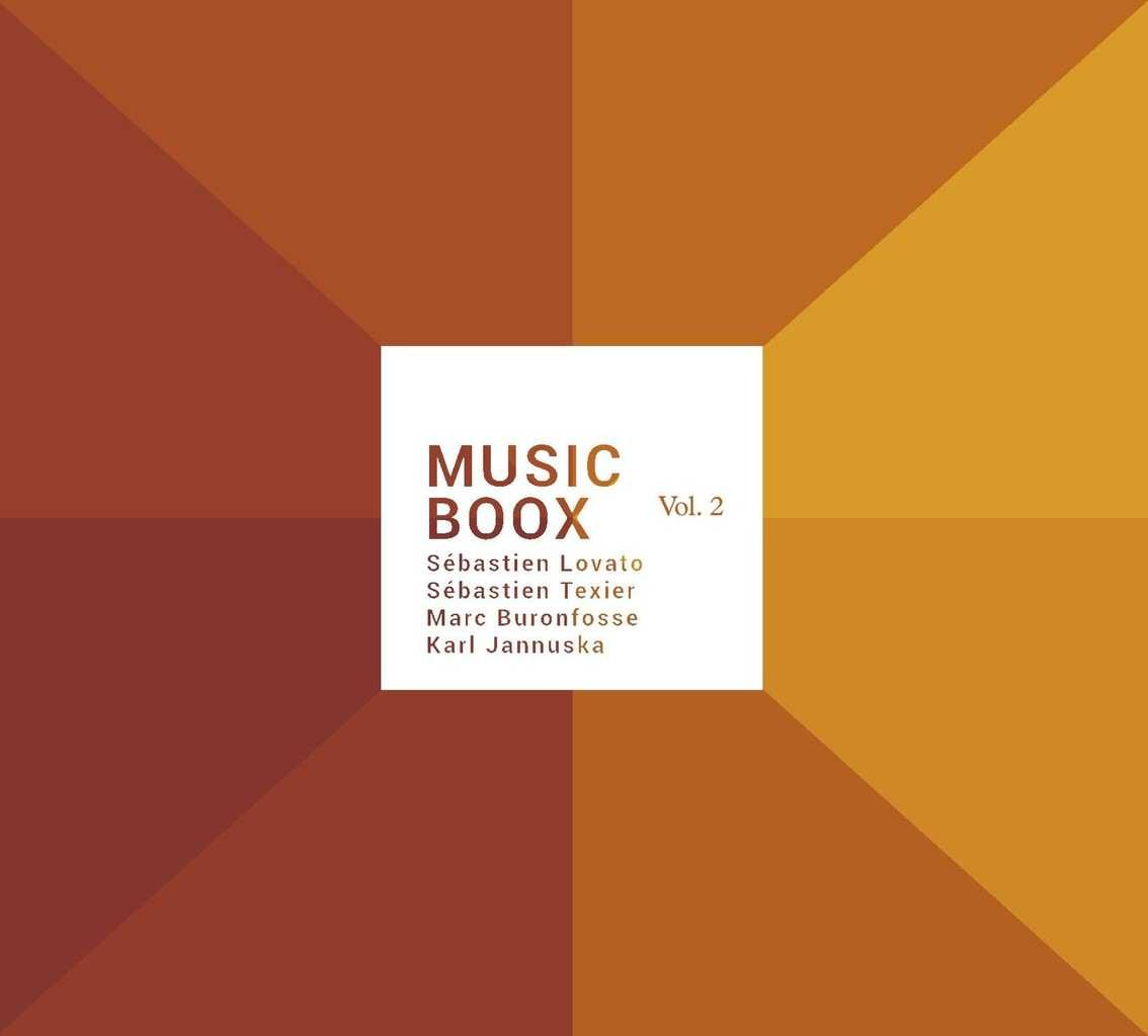 Music Boox - Sébastien Levato