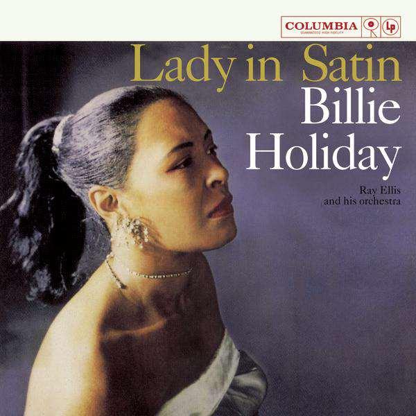 lady Satin - Billie Holiday