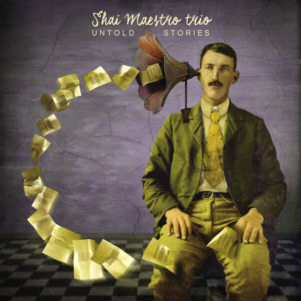 Shai Maestro Trio - Untold Stories - Laborie Jazz