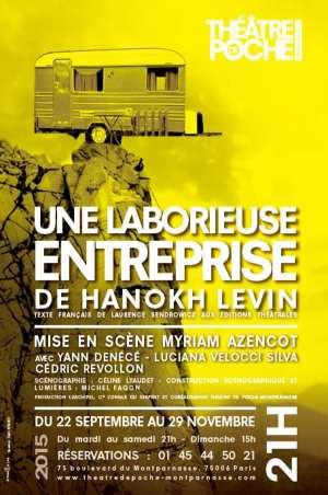 Une laborieuse entreprise de hanokh levin