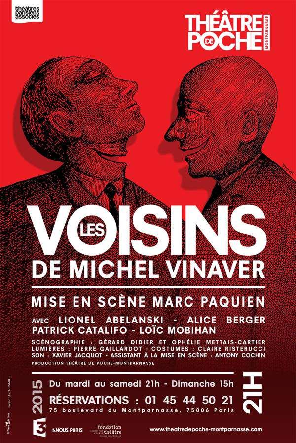 Voisins de Michel Viner