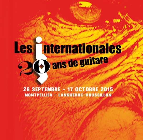 Les internationales de la Guitare - 2015