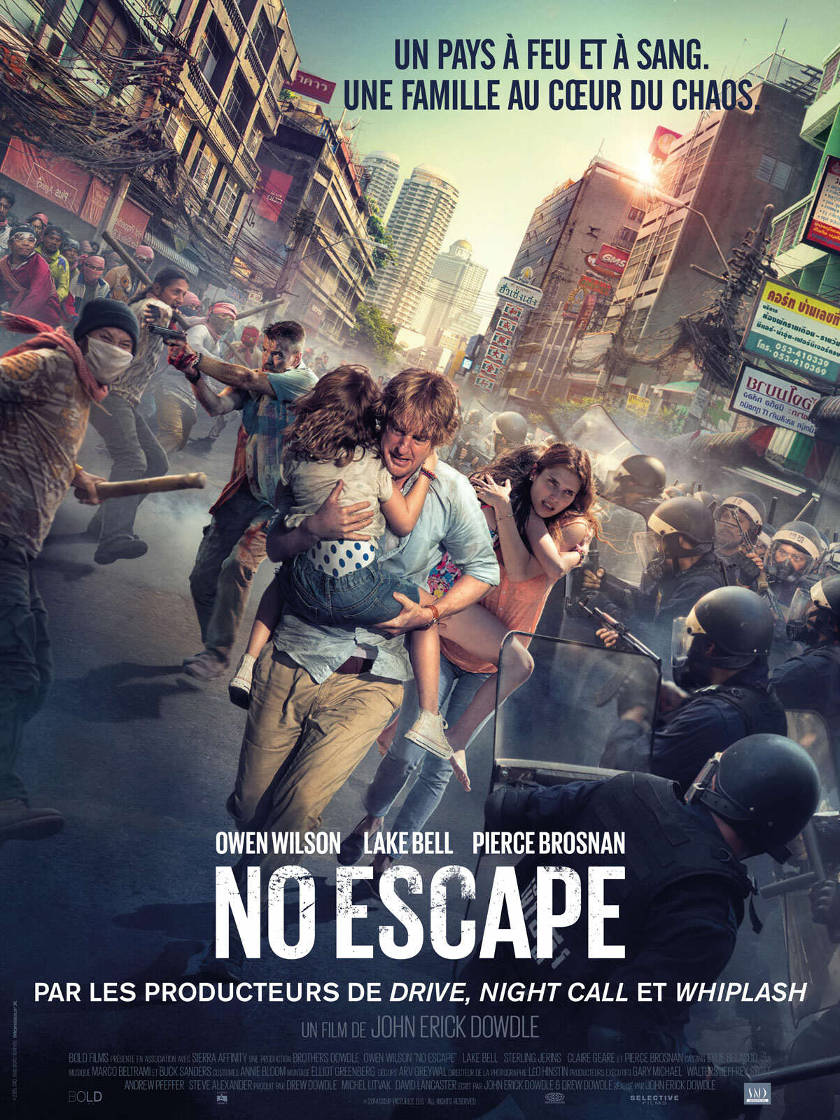 No Escape - Owen Wilson
