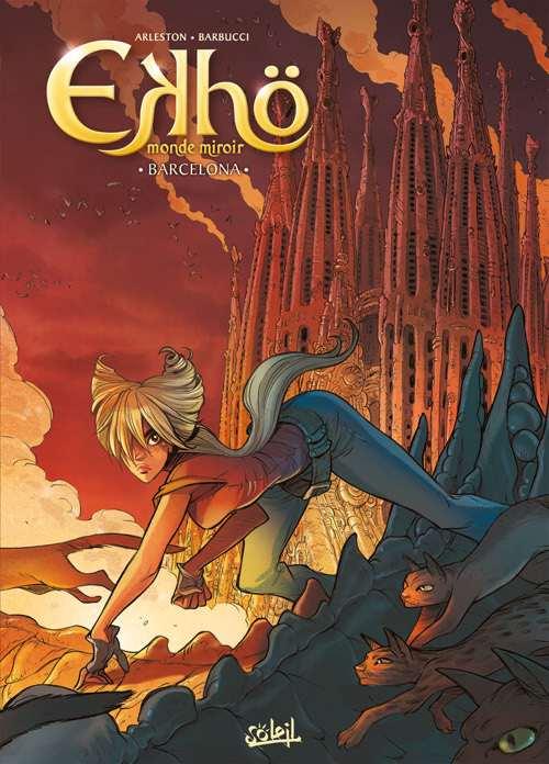 Ekho - Tome 4 - Editions Soleil
