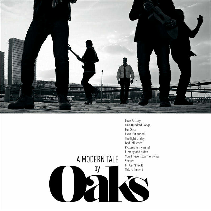 Oaks The Modern Tales