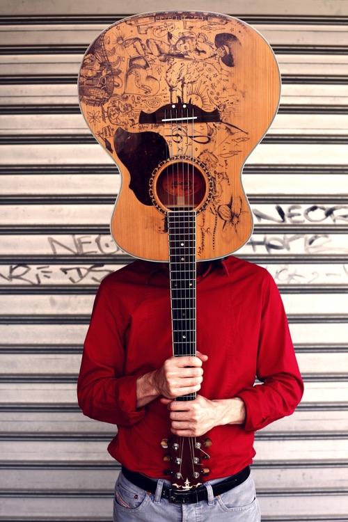 Sollex tete guitare