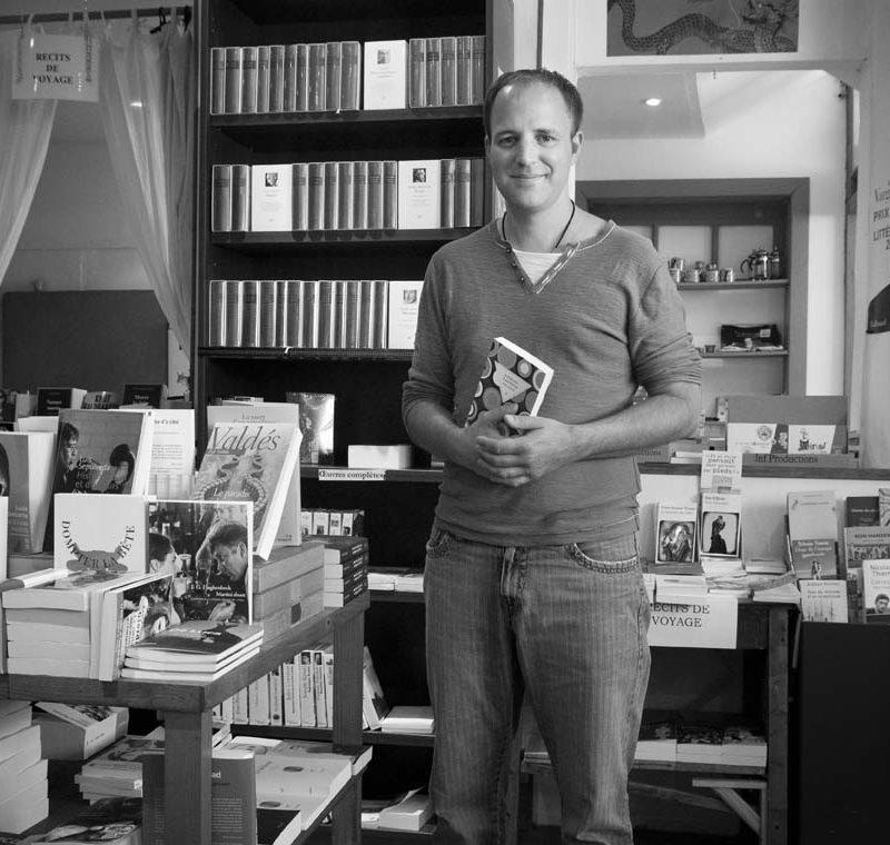 Librairie Mots et compagnie Carcassonne Medhi Bouzoubaa