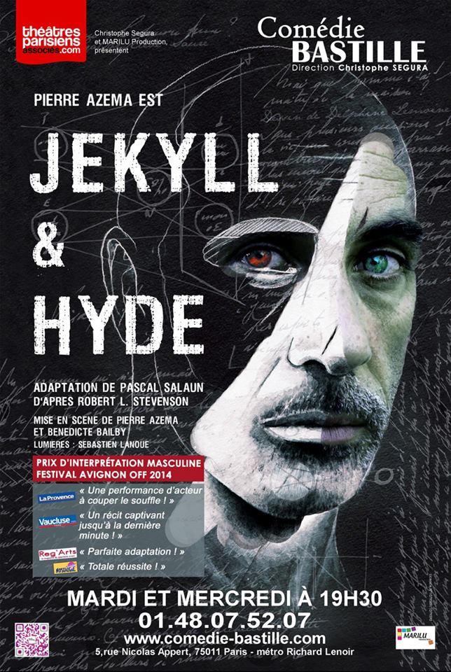 Jekyll Hide - Pierre Azéma - Comédie Bastille