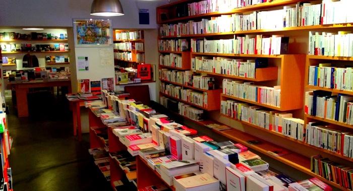 librairie L'Echappee belle - Sète