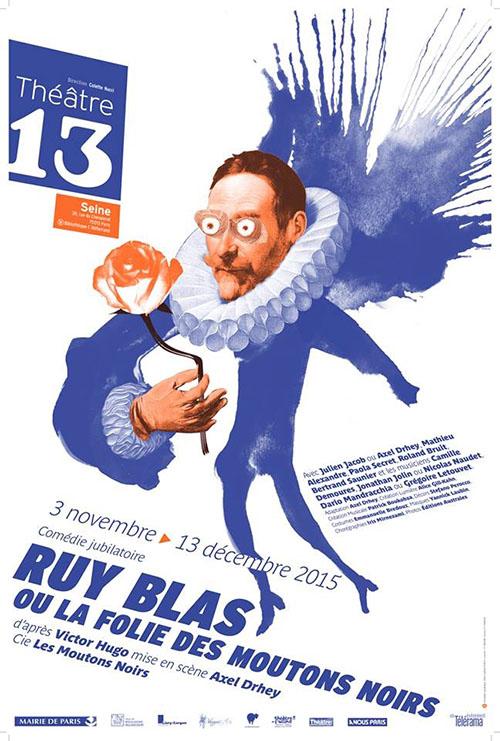 RUY BLAS - Théâtre13