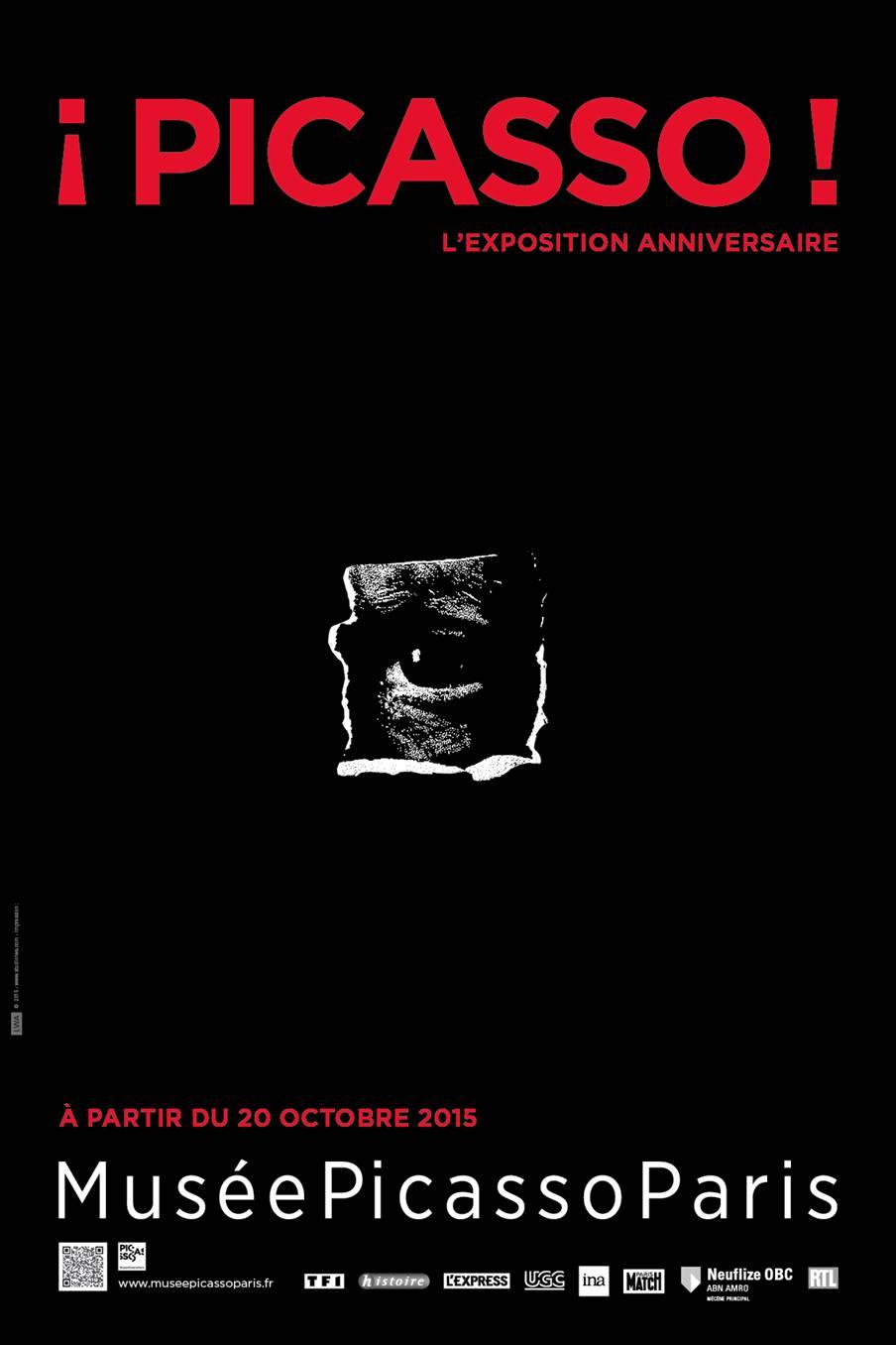 visuel picasso l'exposition anniversaire - Musée Pablo Picasso
