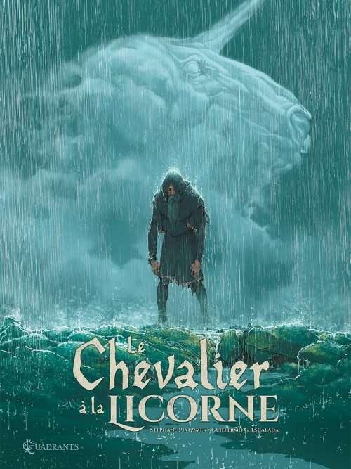 Le chevalier à la Licorne - Editions Soleil
