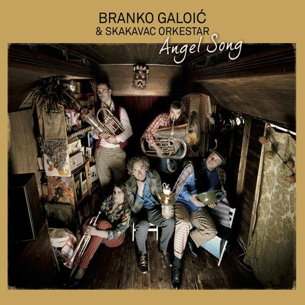 Branko Galoic - Angel Song