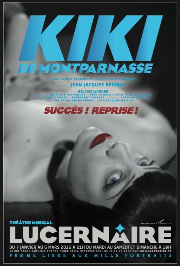 Kiki Montparnasse - Jean-Jacques Beinex