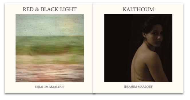 Ibrahim Maalouf - Kalthoum / Red & Black Light