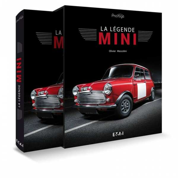 La légende Mini - Editions ETAI