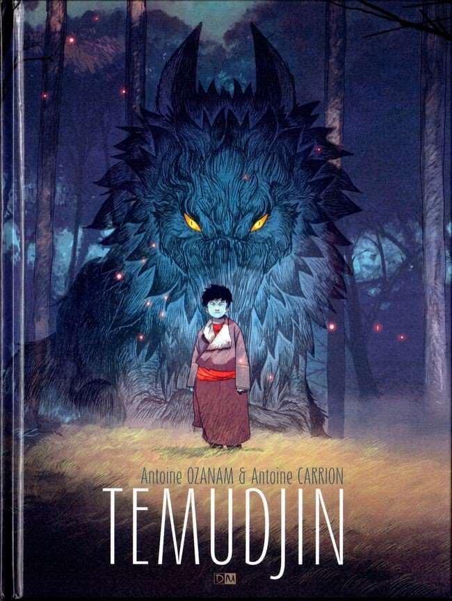 Temudjin - Editions Daniel Maghen