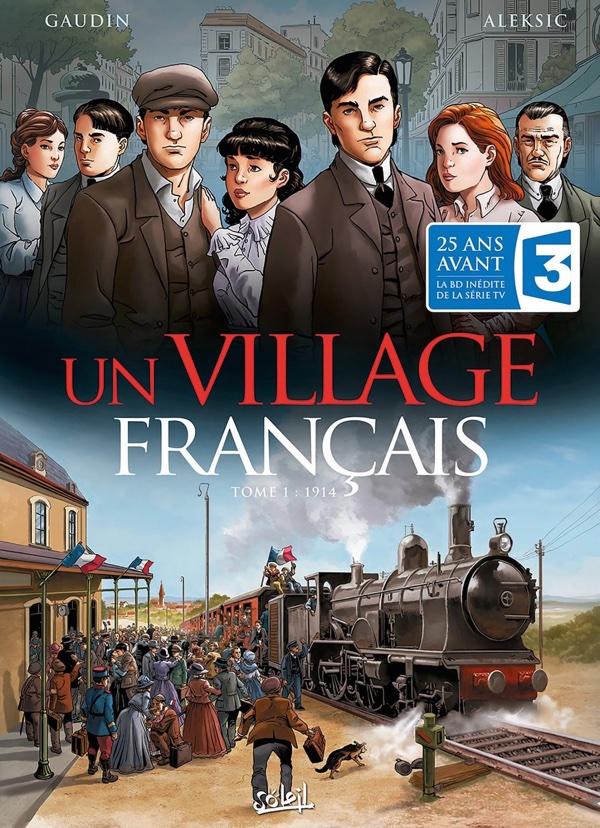 Un Village français tome 1