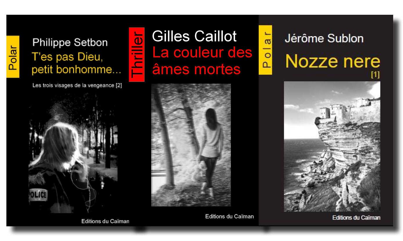 Editions du Caiman